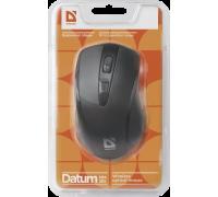 DEFENDER MM-265 Беспроводная оптическая мышь чёрная 3 кнопки USB 2.0