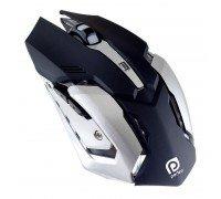 PERFEO PF-1709-GM SHOOTER 6 кн. игровая оптическая мышь с подсветкой 6 цв.