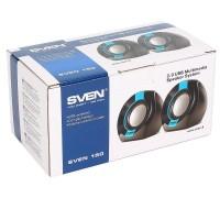 Акустическая система SVEN 150,2.0, мощ.2*2,5Вт.
