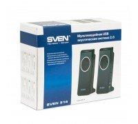 Акустическая система SVEN 314,2.0, мощ.2*2Вт. RMS