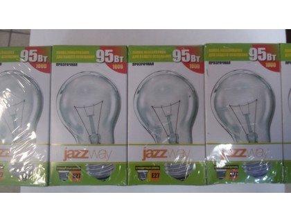 Лампы накаливания JAZZWAY 95Вт