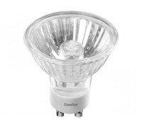 Camelion Эл лампа GU10 50W 220W галоген с защит стеклом