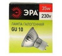 ЭРА Лампа галоген GU10 JCDR-35W-230V прозрачная