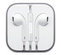 APPLE EARPODS Гарнитура для iPhone белая