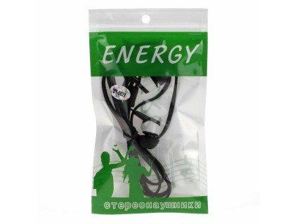 AUDIO ENERGY Вкладыши ZY-6629 чёрные