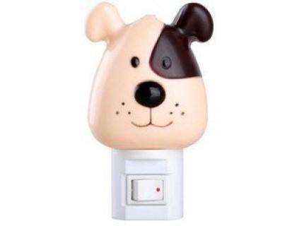 Ночник-собачка с выключателем CAMELION NL-004
