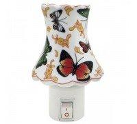 Camelion NL-200 ночник с арома лампой с выключателем (Лампочка Е14 не более 7 Ватт)