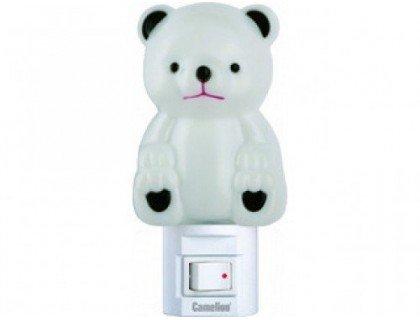 Ночник-мишка с выключателем CAMELION NL-005