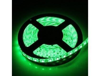 Лента светодиодная  Smart Buy SMD 2845/60 IP65 5м, зелёная