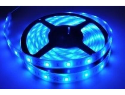 Лента светодиодная Smart Buy SMD 2835/60 IP65 5м, синяя
