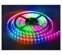 Лента светодиодная SmartBuy 5050/60 IP20-14,4W/RGB 5м