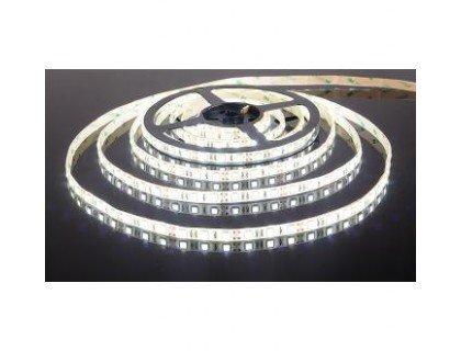 Лента светодиодная Smart Buy 5050/60 IP20-14,4W/CW 5м белая